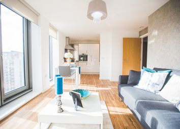 Thumbnail 2 bed flat for sale in X1 Media City, 9 Michigan Avenue, Salford