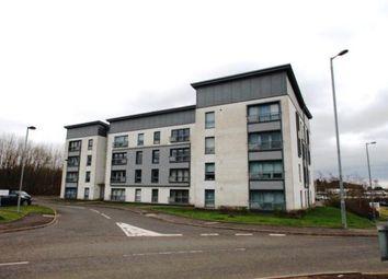 Thumbnail 2 bedroom flat for sale in Law Roundabout, Stewartfield, East Kilbride