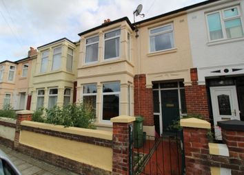 Thumbnail 3 bed terraced house to rent in Park Grove, Cosham, Portsmouth