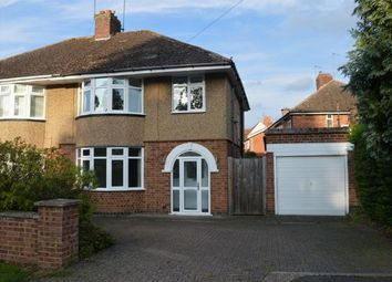 Thumbnail 3 bedroom semi-detached house to rent in Southfield Road, Duston, Northampton