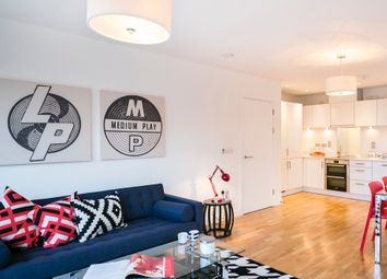 Thumbnail 3 bed flat to rent in Killick Way, London