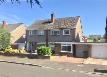Thumbnail 3 bed semi-detached house for sale in Barrhill Road, Kirkintilloch, Glasgow