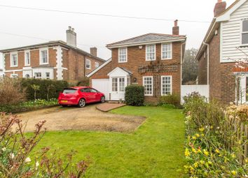 Thumbnail 3 bed detached house for sale in Overlooking The Green, Ide Hill, Nr Sevenoaks