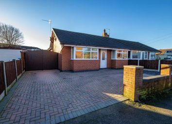 Thumbnail 3 bed semi-detached bungalow for sale in 7 Moss Lane, Coppull