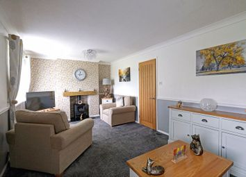 Thumbnail 2 bed terraced house for sale in Simonside Crescent, Hadston, Morpeth