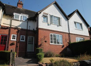 Thumbnail Terraced house to rent in High Brow, Harborne, Birmingham