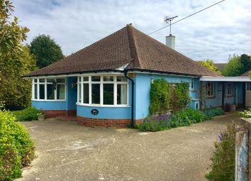 Thumbnail 3 bed bungalow for sale in Bucksham Avenue, Bognor Regis, West Sussex