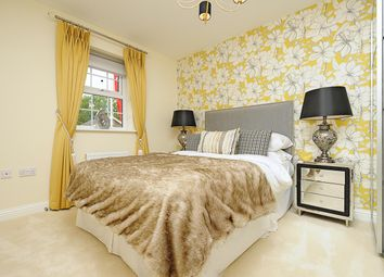 Thumbnail 4 bed town house for sale in Bakery Close, Romford