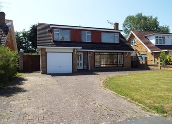 Thumbnail 4 bed detached house to rent in Worthing Road, Laindon, Basildon