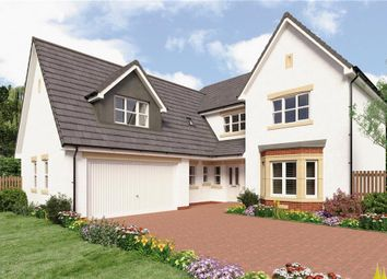 "Thumbnail 5 bedroom detached house for sale in ""Leader"" at Broomhouse Crescent, Uddingston, Glasgow"