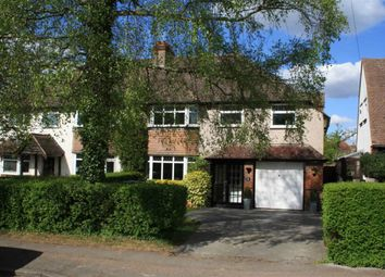 Thumbnail 5 bedroom semi-detached house for sale in Beaconsfield Road, Epsom