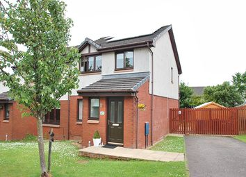 Thumbnail 3 bed semi-detached house for sale in Waverley Crescent, Eliburn, Livingston