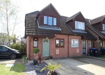 Thumbnail 2 bed end terrace house for sale in Priestly Gardens, Woking, Surrey
