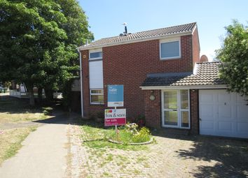Thumbnail 3 bed detached house for sale in Downs Walk, Peacehaven