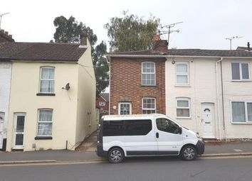 Thumbnail 1 bed end terrace house for sale in Fountain Lane, Maidstone, Kent, United Kingdom