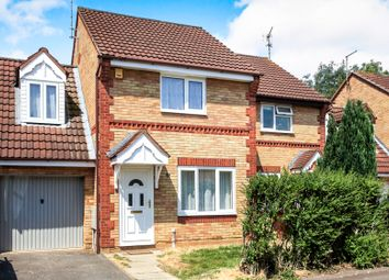 Thumbnail 3 bed terraced house for sale in Caldervale, Orton Longueville, Peterborough