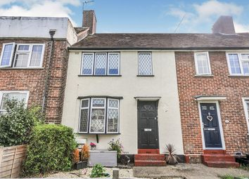 Thumbnail 2 bed terraced house for sale in Dunkery Road, London