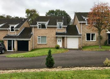 Thumbnail 4 bedroom link-detached house for sale in Priory Green, Highworth, Swindon