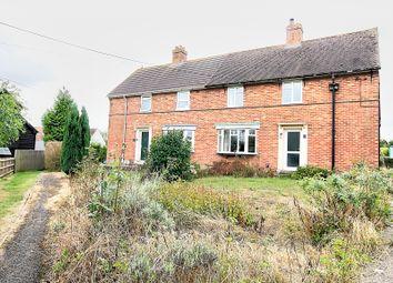 Thumbnail 3 bed semi-detached house for sale in The Glebe, Gravenhurst, Bedford