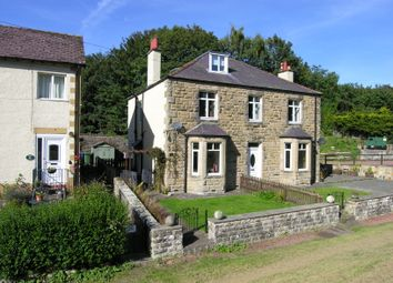 Thumbnail 3 bed semi-detached house for sale in Heughenden, Riverside, Rothbury, Morpeth