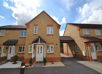 Thumbnail 2 bedroom property to rent in Purslane Drive, Bicester