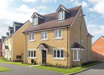 "Thumbnail 4 bed detached house for sale in ""The Chichester Oatfield - Plot 20"" at Shopwhyke Road, Chichester"