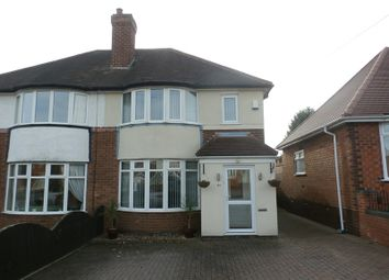 Thumbnail 3 bed semi-detached house for sale in Sheldonfield Road, Sheldon, Birmingham