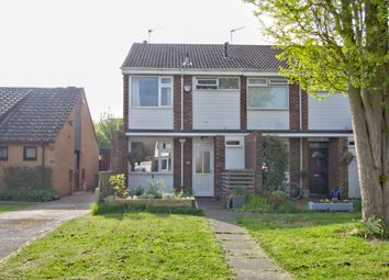 Thumbnail 3 bedroom end terrace house for sale in Exeter Close, Trumpington, Cambridge