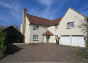 Thumbnail 6 bed detached house for sale in Purley Road, Lower Cambourne, Cambridge