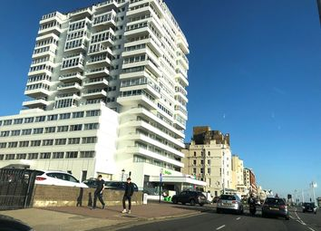 Thumbnail 1 bed flat to rent in Bedford Towers, Kings Road, Brighton