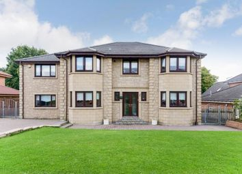 Thumbnail 5 bed detached house for sale in Faulkner Grove, Dalziel Park, Motherwell, North Lanarkshire