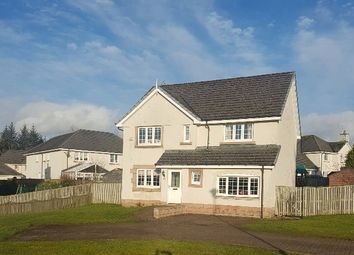 Thumbnail 4 bed detached house for sale in Alpin Drive, Dunblane, Dunblane