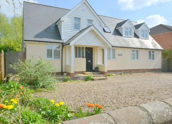 Thumbnail 4 bed detached house for sale in Poole Street, Cavendish, Sudbury