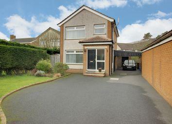 Thumbnail 3 bedroom detached house for sale in Kendal Park, Newtownards