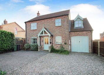 Thumbnail 4 bedroom detached house for sale in Cromer Road, Bodham, Holt