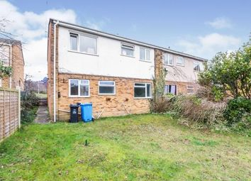 Thumbnail 2 bed flat for sale in Merrow Avenue, Poole