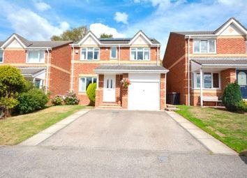 Thumbnail 4 bed detached house for sale in Coldingham Court, Sacriston, Durham