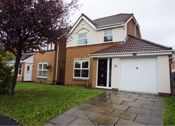 Thumbnail 3 bedroom detached house for sale in Windyhill Drive, Over Hulton, Bolton