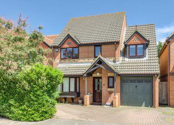 Thumbnail 4 bedroom detached house for sale in Wrens Park, Middleton, Milton Keynes