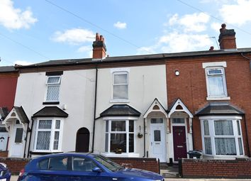 Thumbnail 3 bed terraced house for sale in Pembroke Road, Balsall Heath, Birmingham