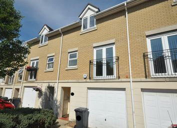 Thumbnail 4 bed town house to rent in Cochrane Drive, Dartford