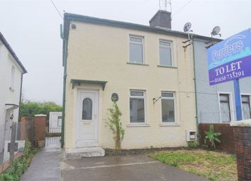 Thumbnail 3 bed semi-detached house to rent in Heol Ynysawdre, Sarn, Bridgend