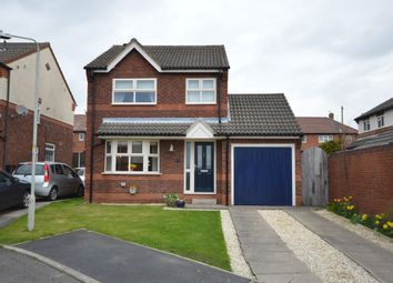 Thumbnail 3 bed detached house for sale in Headlands Walk, Ossett