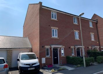 Thumbnail 3 bed end terrace house for sale in Lasborough Drive, Tuffley, Gloucester