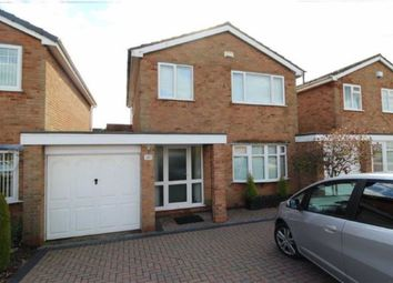 Thumbnail 3 bedroom link-detached house for sale in Upper Eastern Green Lane, Coventry