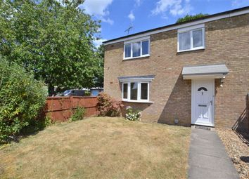 Thumbnail 3 bed end terrace house for sale in Bude Crescent, Symonds Green, Stevenage, Herts