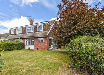 Thumbnail 3 bed semi-detached house for sale in Poulner Close, Felpham