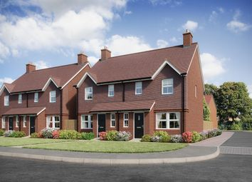 "Thumbnail 3 bed semi-detached house for sale in ""The Hanbury"" at Reigate Road, Hookwood, Horley"
