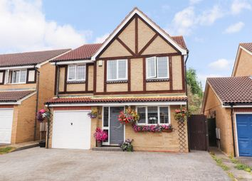 Thumbnail 4 bed detached house for sale in Nelsons Gardens, Hedge End, Southampton