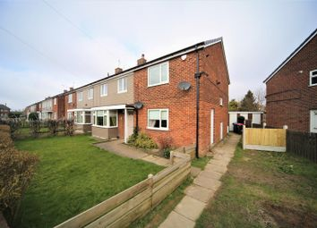 Thumbnail 2 bed flat for sale in Greenwood Crescent, Wickersley, Rotherham
